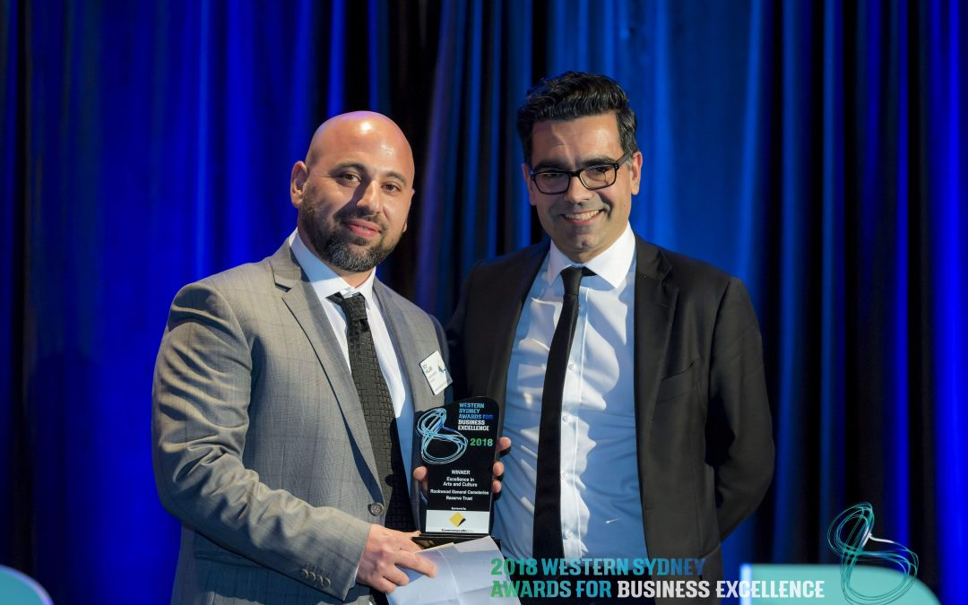 Commonwealth Bank of Australia Renew Partnership with Western Sydney Awards for Business Excellence from 2020 – 2023.