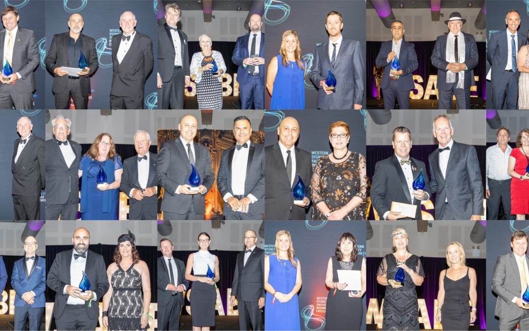 Resilience Shines at 30th Annual Western Sydney Awards for Business Excellence Gala