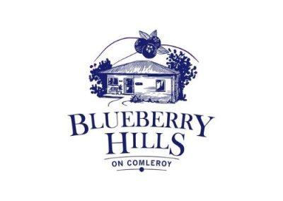 Blueberry Hills on Comleroy